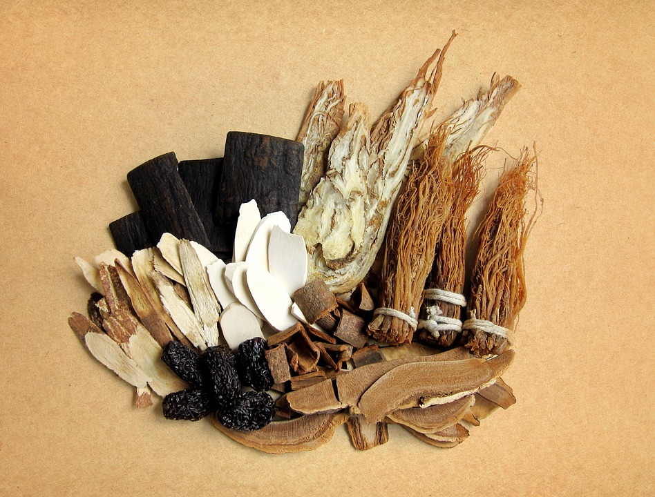 Herbal Medicine from Traditional Chinese Medicine