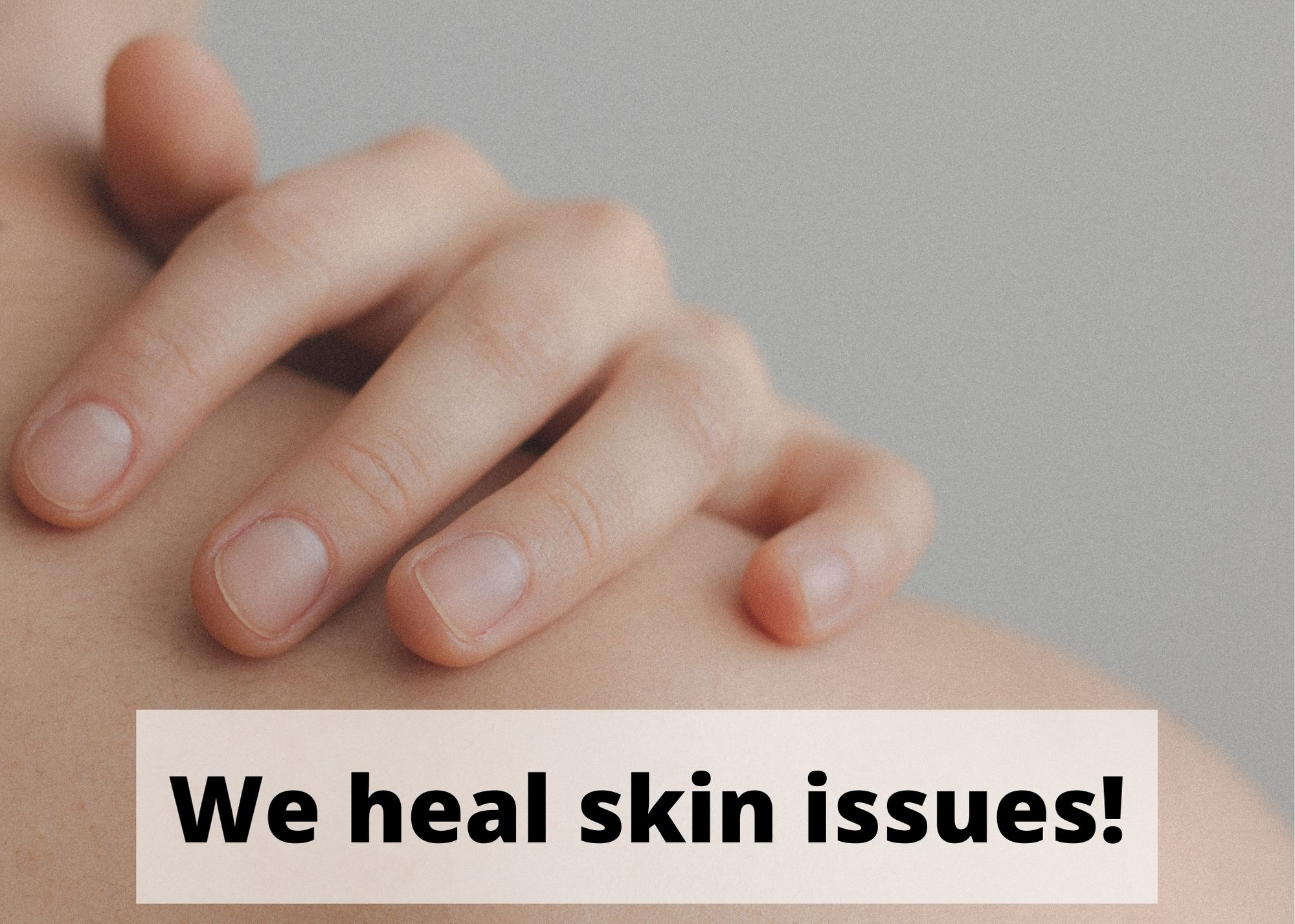Acne, Rash & Skin Issues - Healing with Zen
