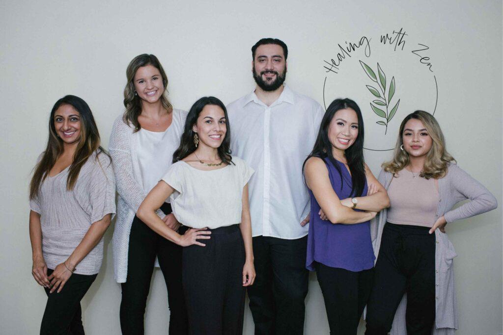 Healing with Zen Team, Acupuncture & Herbal Remedies